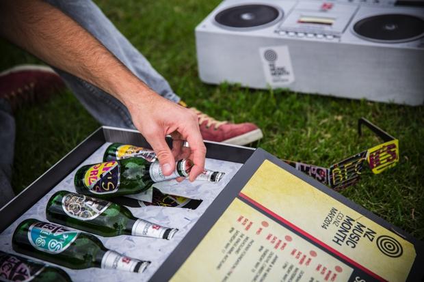 packaging original cervezas